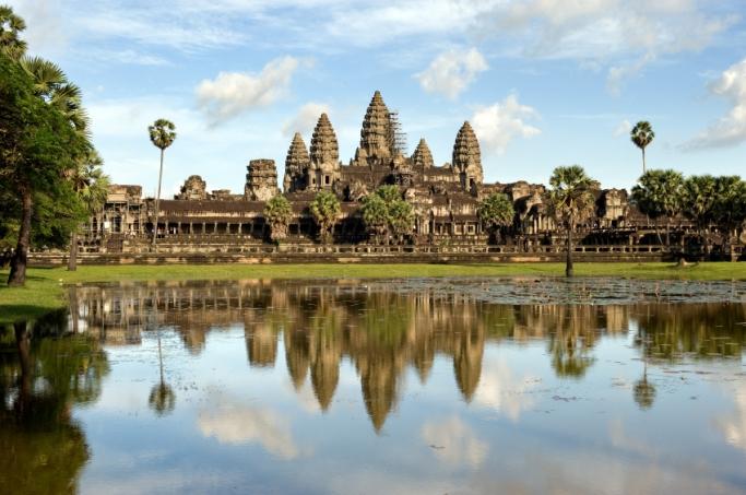 Siam Reap, Combodia